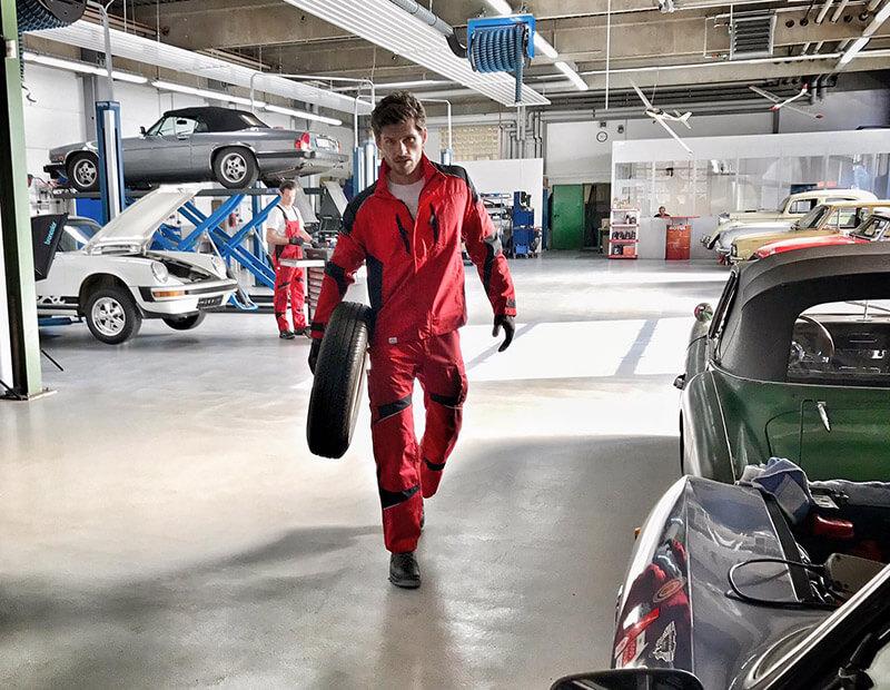 Automotive kleding, Adama Bedrijfskleding